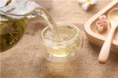 茶叶水洗脸如何洗 茶